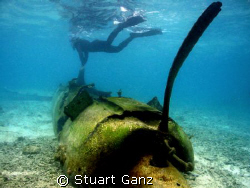 Sunken Zero. by Stuart Ganz 